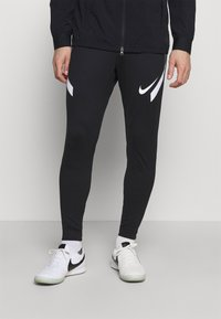 Nike Performance - PANT - Tracksuit bottoms - black/anthracite/white - 0