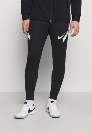 PANT - Verryttelyhousut - black/anthracite/white
