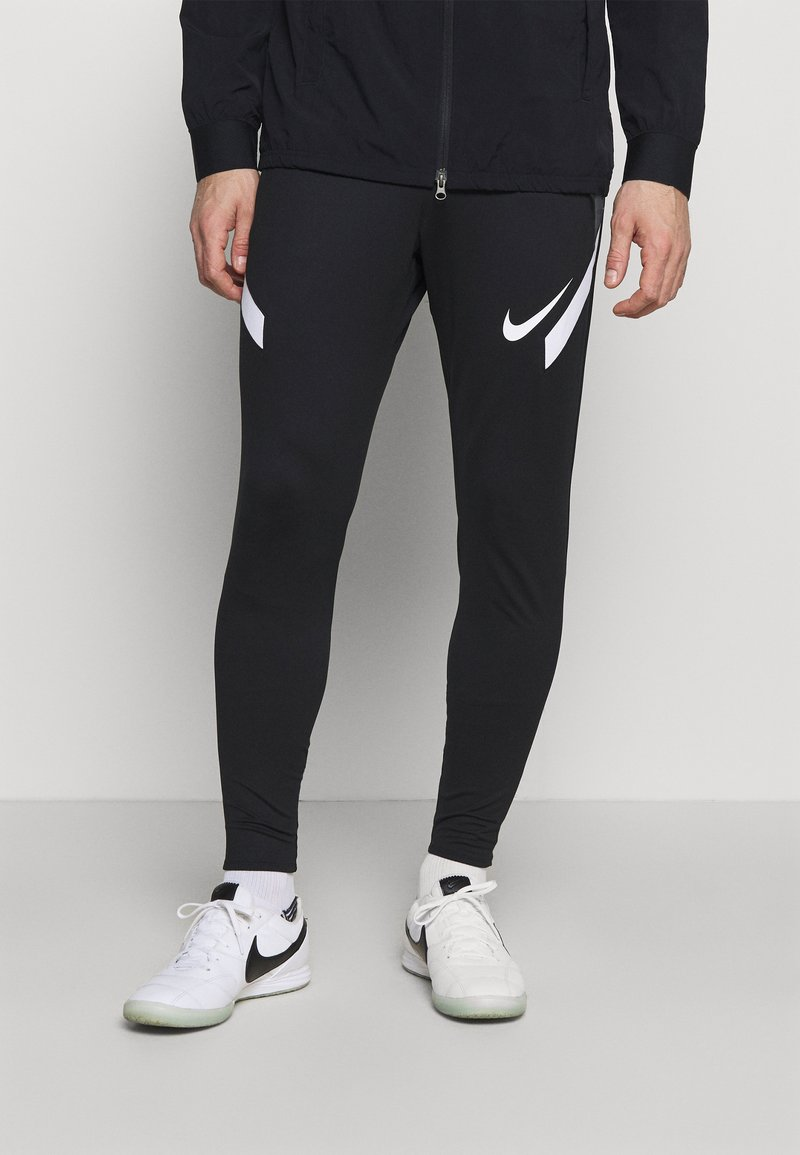 Nike Performance - PANT - Tracksuit bottoms - black/anthracite/white