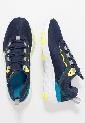 RENEW 55 - Sneakers - midnight navy/light smoke grey/lemon/laser blue