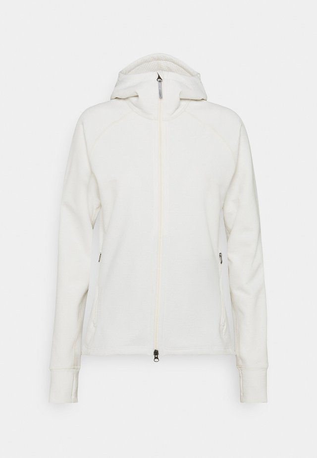 MONO AIR HOUDI - Training jacket - white