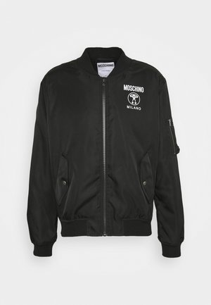 JACKET - Bomber Jacket - fantasy black