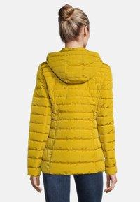 Gil Bret - Winter jacket - mustard gold - 2