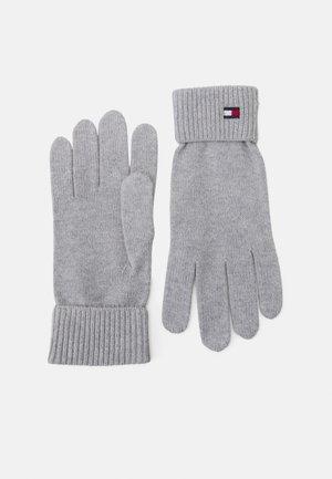 ESSENTIAL GLOVES - Gloves - light grey heather