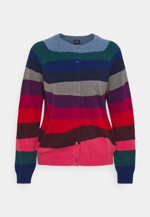 Cardigan - multicoloured