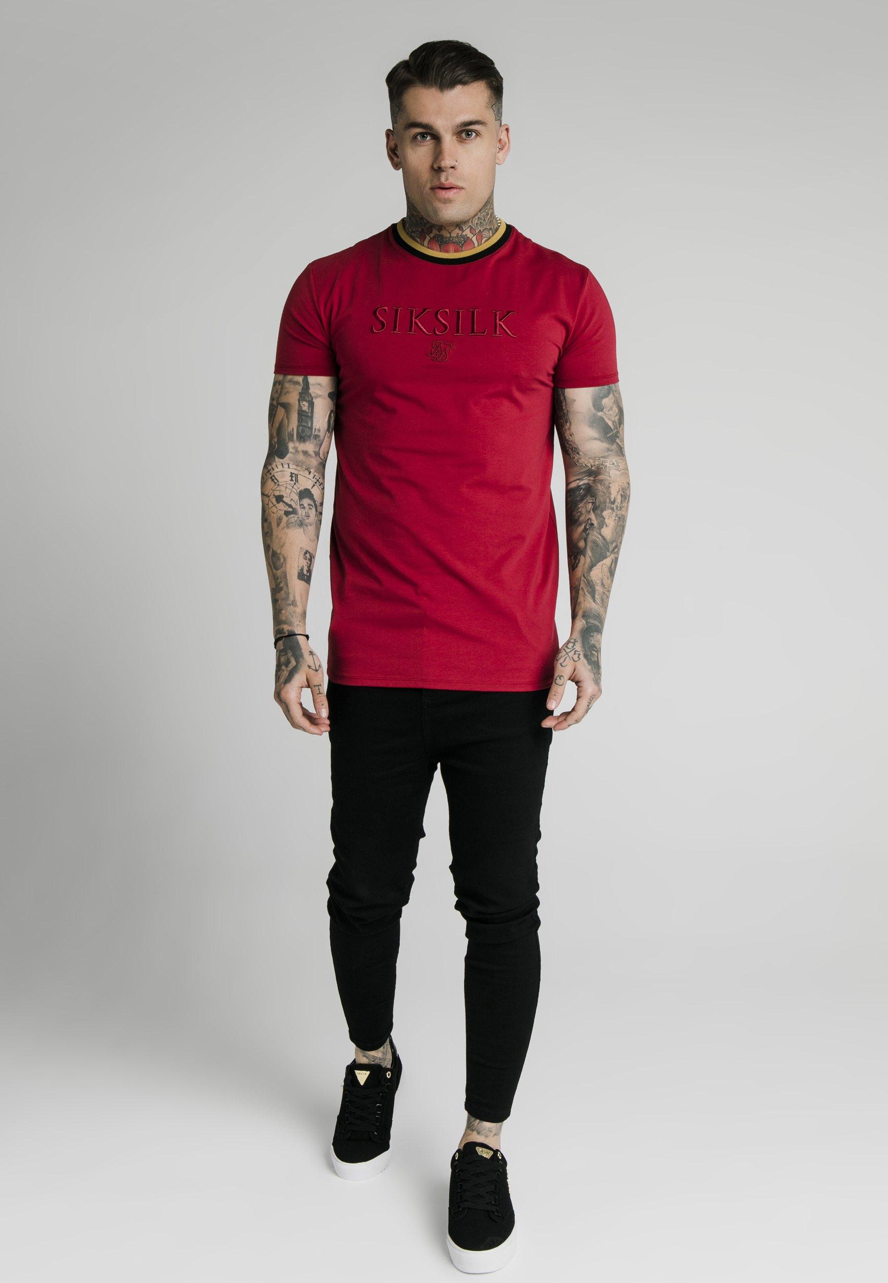 Homme STRAIGHT HEM GYM - T-shirt basique