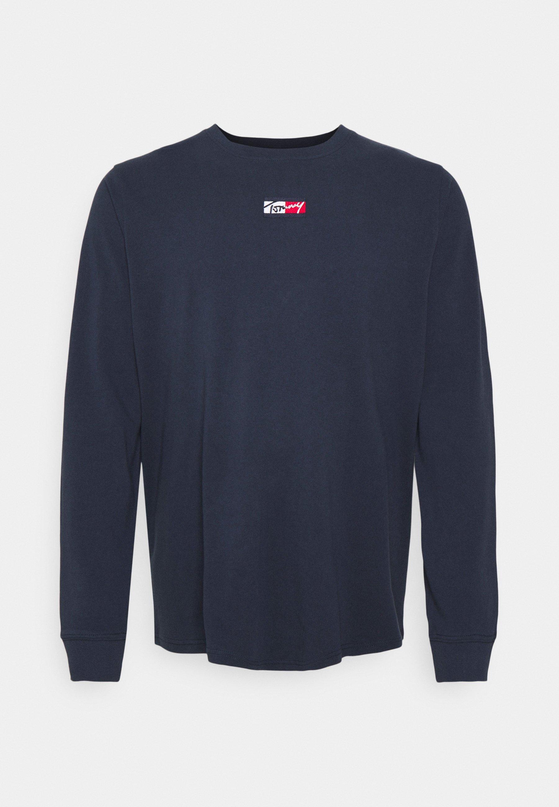 Men PLUS TINY TEE - Long sleeved top