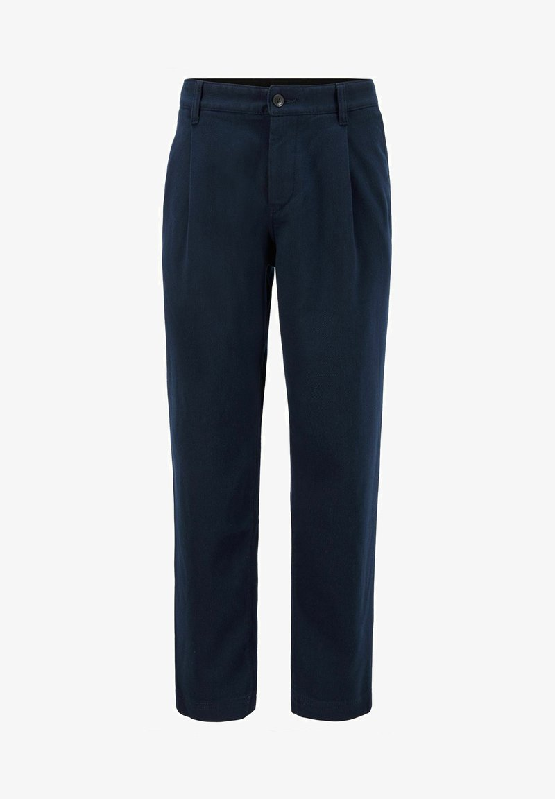 BOSS - SAMSON - Trousers - dark blue