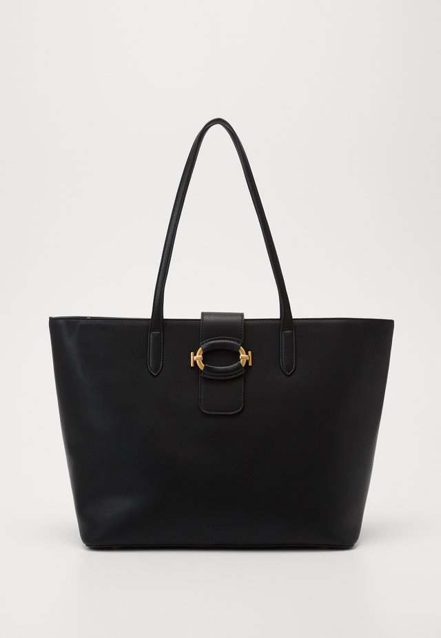 KURIKKA - Shopper - black
