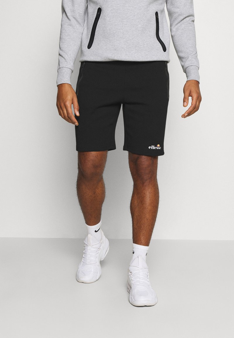Ellesse - ASTERO SHORT - Sports shorts - black