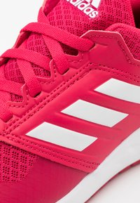 adidas Performance - FORTAFAITO UNISEX - Neutral running shoes - power pink/footwear white/glow pink - 5