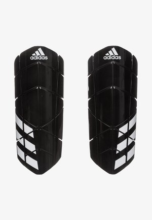 EVER PRO  - Shin pads - black / white