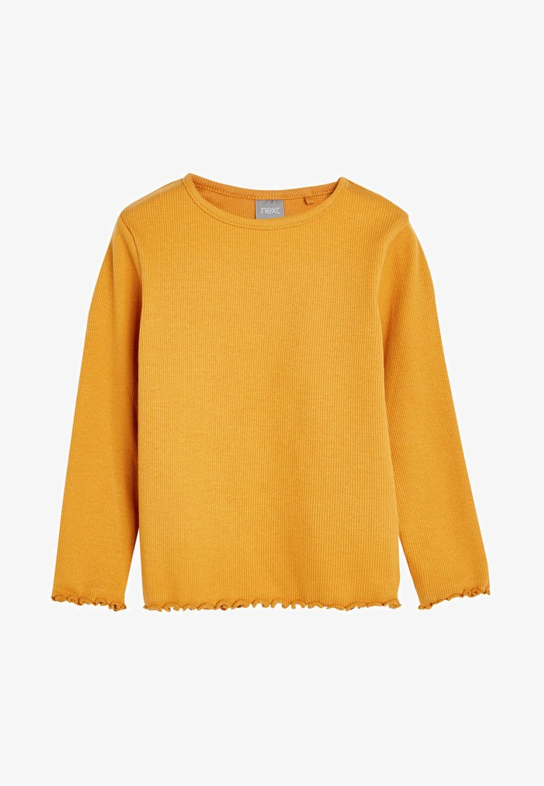 Next - Long sleeved top - yellow