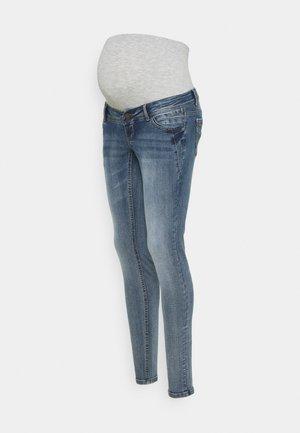 MLASJA - Slim fit jeans - blue denim