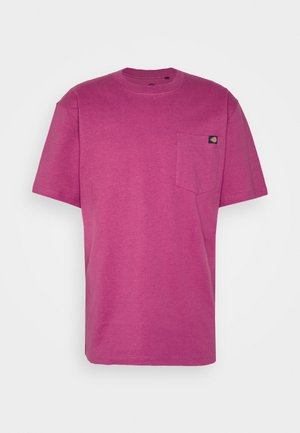 PORTERDALE POCKET - T-shirt basic - pink berry