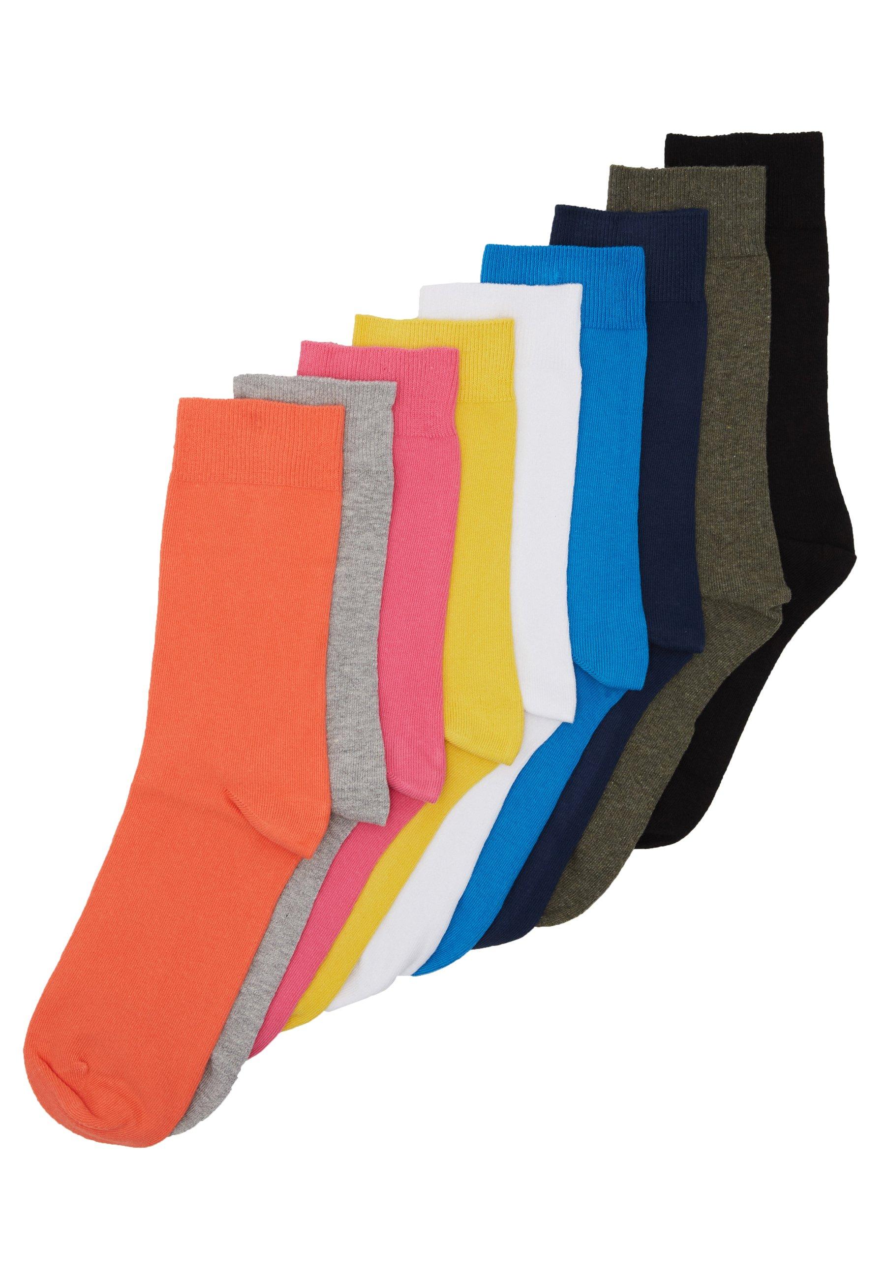 Men ONLINE SOCKS 9 PACK UNISEX - Socks