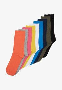 ONLINE SOCKS 9 PACK UNISEX - Socks - multi-coloured