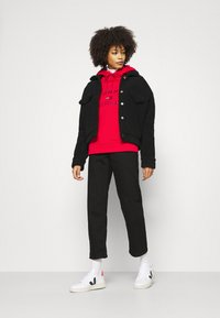 Tommy Hilfiger - TIARA HOODIE  - Sweat à capuche - primary red - 1