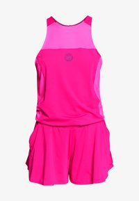 BIDI BADU - TECH JUMPSUIT 3-IN-1 - Verryttelypuku - pink/dark blue - 6