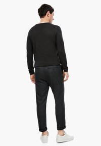 s.Oliver BLACK LABEL - Trousers - grey heringbone - 2