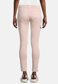 Cartoon - Slim fit jeans - dusty blush - 2