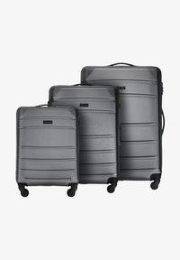 Wittchen - SET - Wheeled suitcase - grau - 0