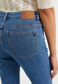 WE Fashion - MET SUPER STRETCH - Jeans slim fit - blue - 3