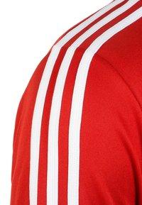 adidas Performance - TIRO 19 TRAINING TOP - Sweatshirt - red - 2
