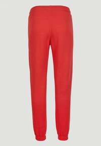 O'Neill - GRAPHIC - Tracksuit bottoms - hot coral - 5