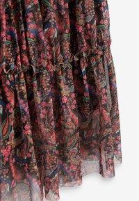 Next - A-line skirt - multi-coloured - 2