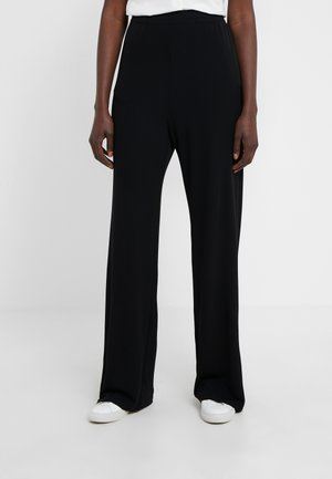 QUINN PANT - Tracksuit bottoms - black