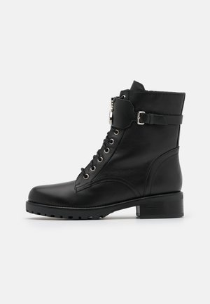 STIVALI BOOTS - Lace-up ankle boots - nero