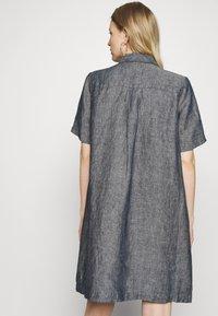 Opus - WELIKA - Shirt dress - mystic blue - 2