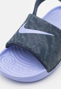 Nike Performance - Outdoorsandalen - thunder blue/purple pulse - 5