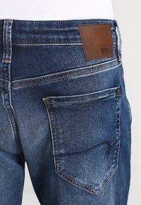Mavi - YVES - Jeans Skinny Fit - mid indigo comfort - 4