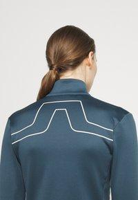 J.LINDEBERG - KATI GOLF MID LAYER - Fleece jacket - orion blue - 5