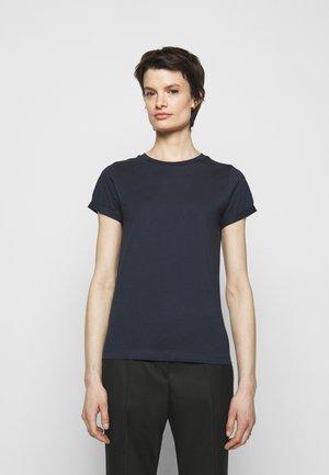 THE PLAIN TEE - Paprasti marškinėliai - open blue