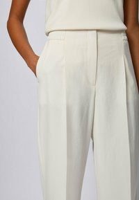 BOSS - Trousers - natural - 3