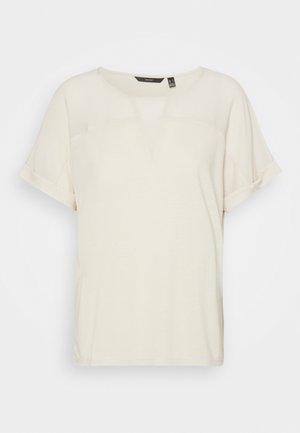 VMELLEN TOP - Basic T-shirt - birch