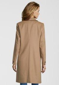 Cinque - Classic coat - camel - 1