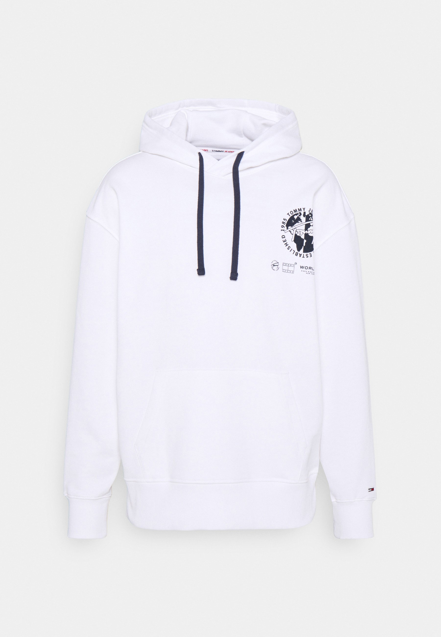 Men CIRCLE ABSTRACT HOODIE - Sweatshirt