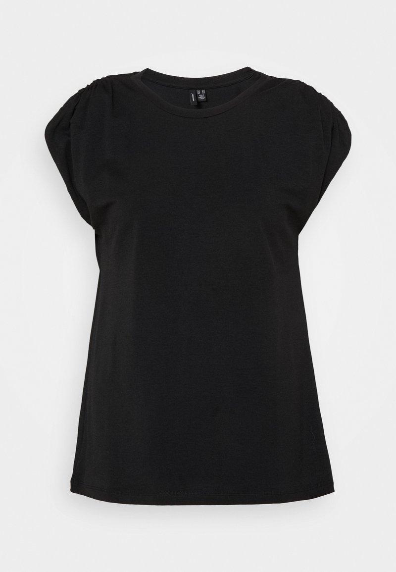 Vero Moda Tall - VMPANDA VIP - T-shirt - bas - black