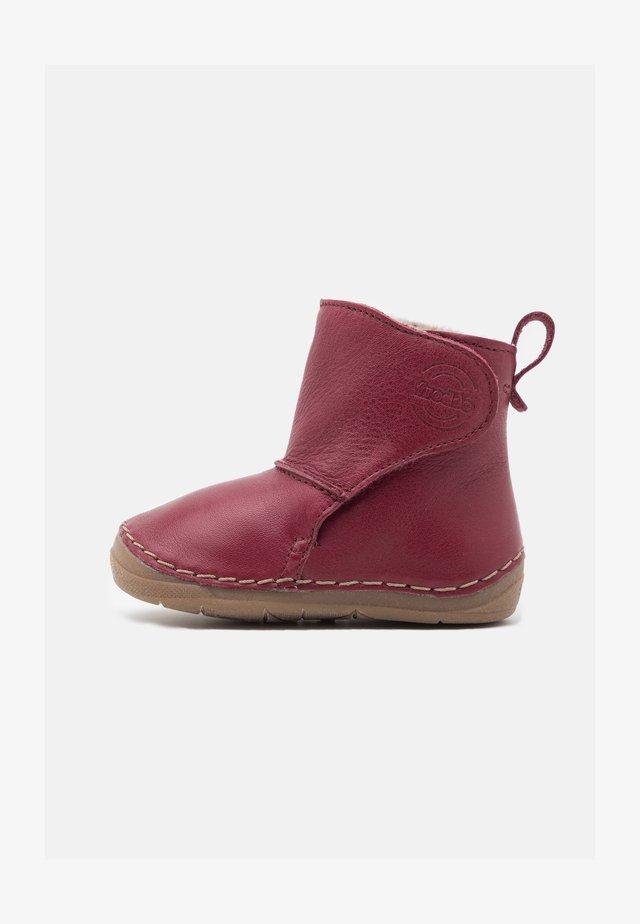 PAIX BOOTS WIDE FIT UNISEX  - Classic ankle boots - bordeaux