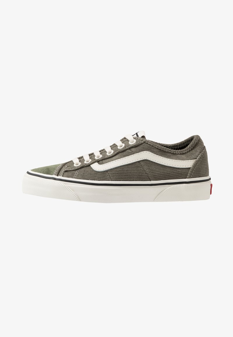 Vans - BESS NI - Sneakersy niskie - forest night/marshmallow