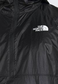 The North Face - GLACIER - Windbreaker - black - 5