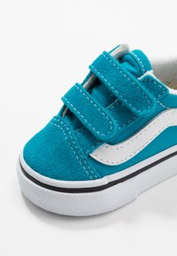 Vans - OLD SKOOL - Zapatillas - caribbean sea/true white - 2