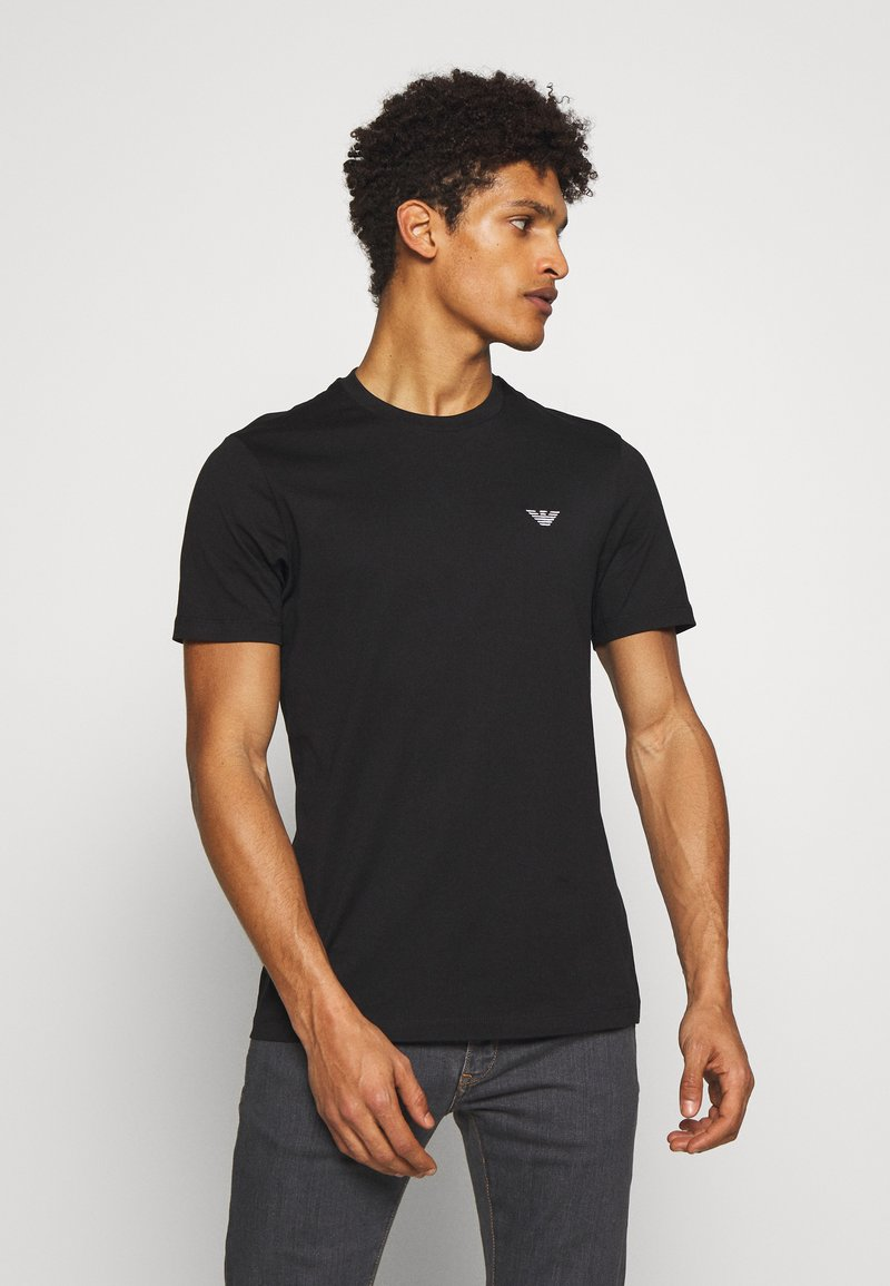 Emporio Armani - T-shirt basic - black
