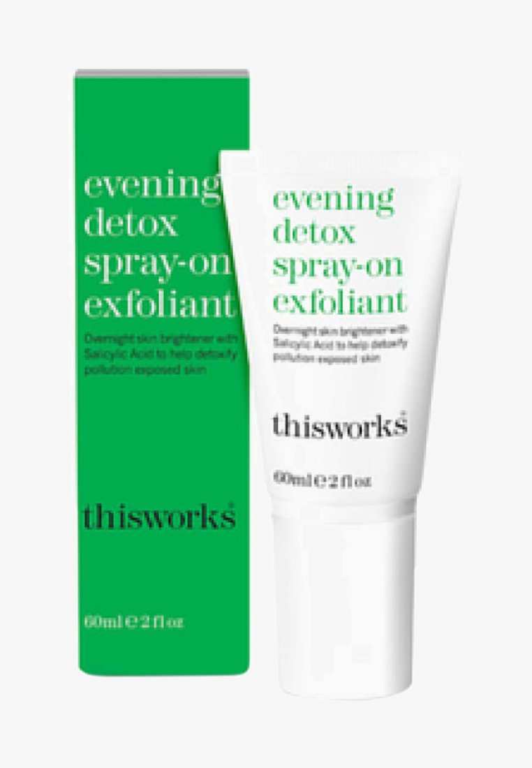 this works - THIS WORKS EVENING DETOX SPRAY-ON EXFOLIANT - Night care - -