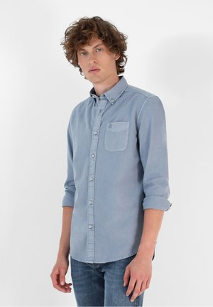 FOREST OXFORD - Shirt - blue