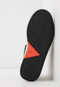 Lacoste - EXPLORATEUR - High-top trainers - dark khaki/khaki - 5